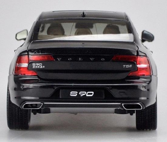 โมเดลรถ โมเดลรถเหล็ก โมเดลรถยนต์ Volvo S90 black 5