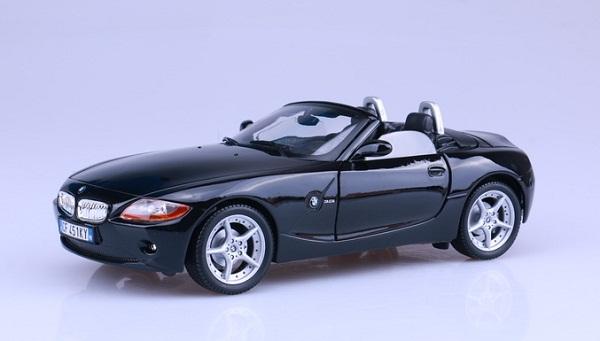 โมเดลรถ โมเดลรถเหล็ก โมเดลรถยนต์ BMW Z4 1