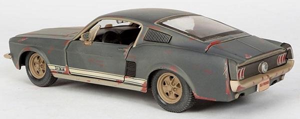 โมเดลรถ รถเหล็ก โมเดลรถเหล็ก โมเดลรถยนต์ Ford Offroad Old 2