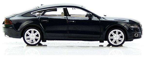 โมเดลรถเหล็ก โมเดลรถยนต์ Audi A7 6