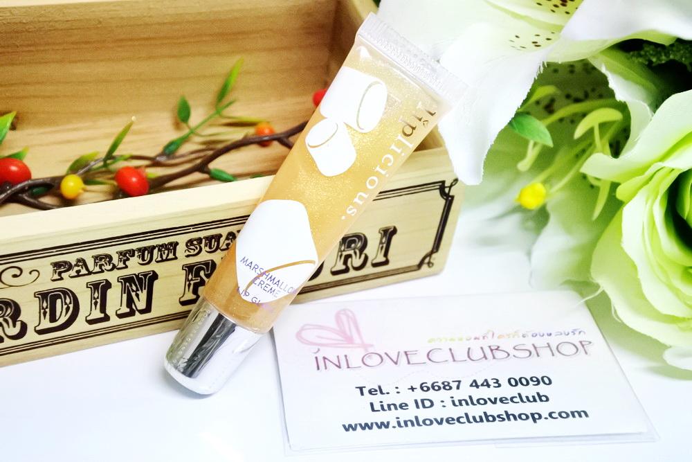 Bath & Body Works - Liplicious / Lip Gloss 14 ml. (Marshmallow Cream)