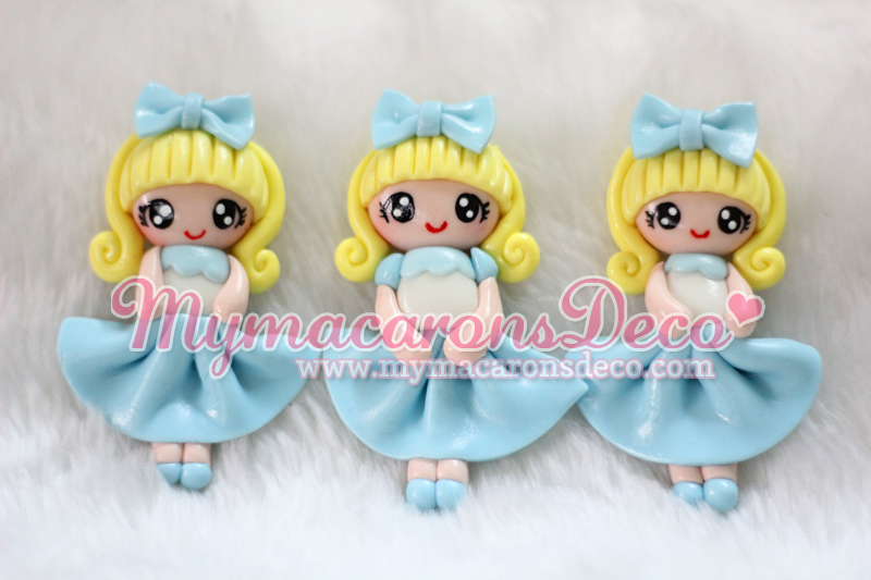 Doll A8 ( Alice in wonderland )