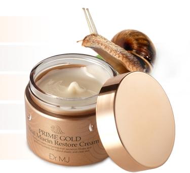 Dr.MJ PRIME GOLD Real Mucin Restore Cream