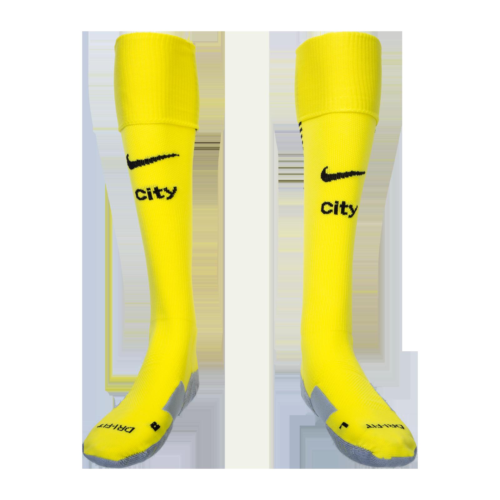 ถุงเท้าแมนเชสเตอร์ ซิตี้ 2016 2017 ทีมเยือนสำหรับสุภาพบุรุษของแท้