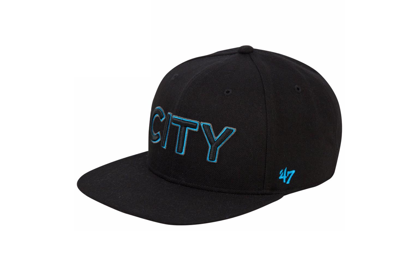 หมวกสแน๊ปแบ็คแมนเชสเตอร์ ซิตี้ 47 Two Tone Cap ของแท้