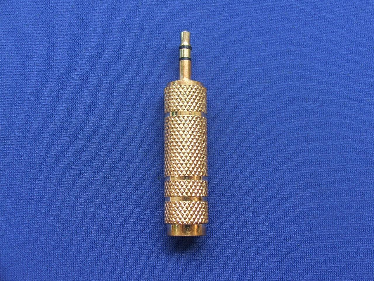 ตัวแปลงแจ๊คไมโครโฟนเป็น 3.5 mm