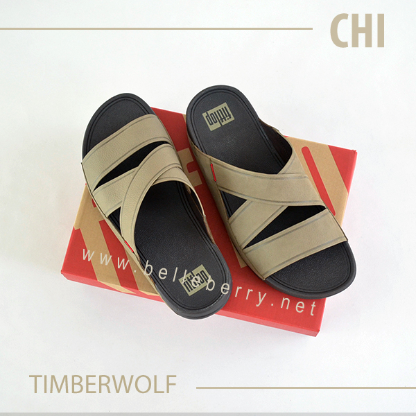 * NEW * FitFlop : CHI : Timberwolf : Size US 11 / EU 44
