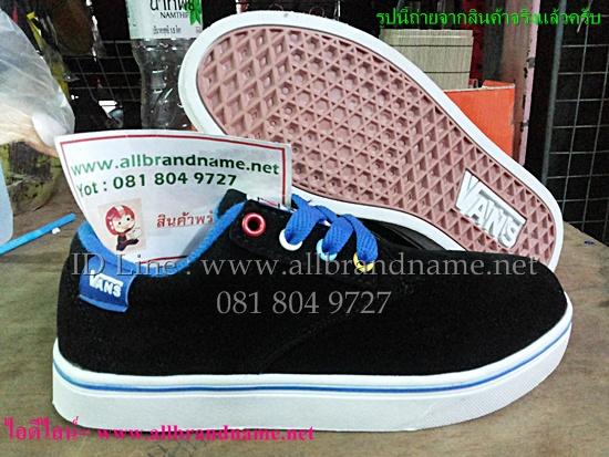 รองเท้าผ้าใบแวน Vans shoes size 37-45
