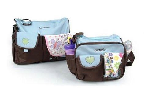กระเป๋าสัมภาระคุณแม่ carter's เซต 2 ใบ