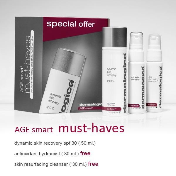 **พร้อมส่ง** Dermalogica AGE smart must-haves : ชุด Dynamic Skin Recovery