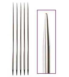 ไม้เซท (Double pointed needles) size 3.5 mm 35 cm.