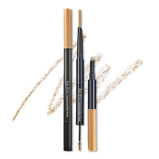 Etude House Eyebrows Contour multi Pencil [ Pencil : 0.2g + cream: 0.3g + Karratha: 1.6g]