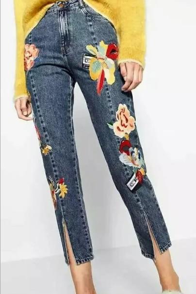 กางเกงยันสืแฟชั่นแบรนด์
