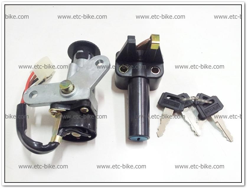 สวิทย์กุญแจ Y100, ALFA, Y111 ชุดใหญ่