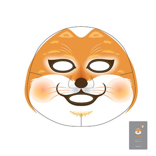 Thefaceshop Character mask-fox