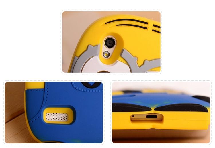 เคสมือถือออปโป้ Case OPPO Mirror 5 เคสซิลิโคนอ่อนนุ่มการ์ตูนมินเนี่ยน