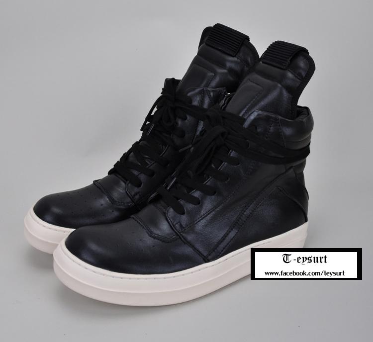 รองเท้า RickOwens Sneaker Hight Top