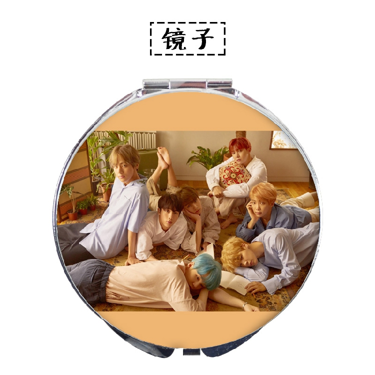 กระจกพกพา BTS Love Yourself