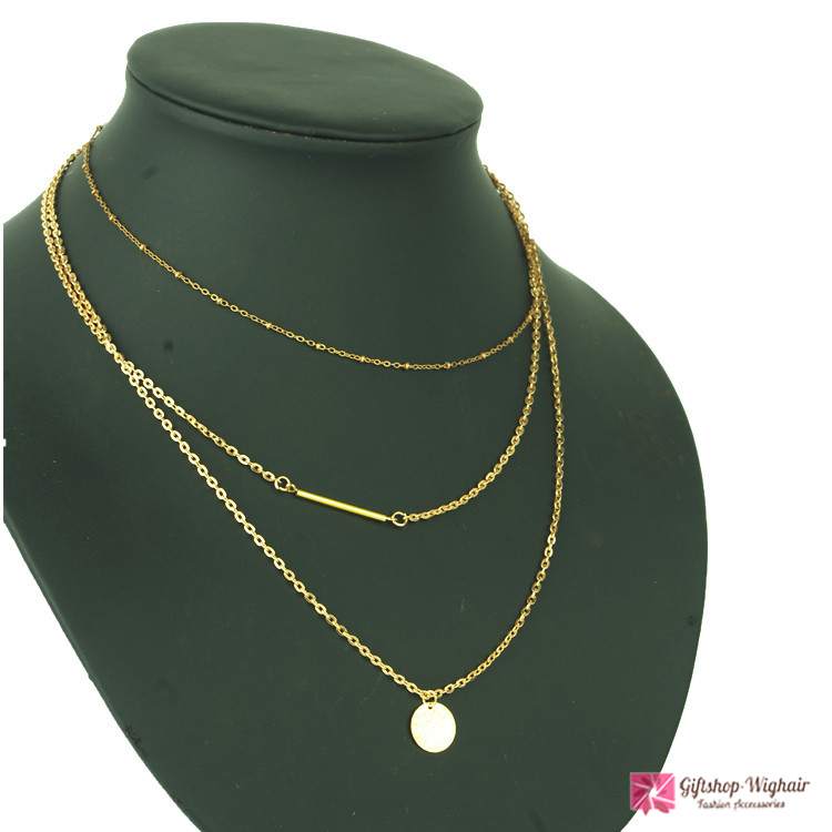 สร้อยคอ Gold chain several females X3