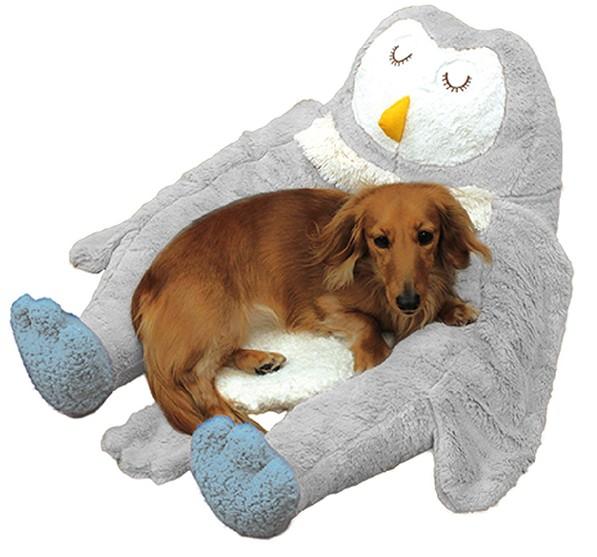 ที่นอนสุนัขและแมว นุ่มอบอุ่นเหมือนนอนในอกของแม่