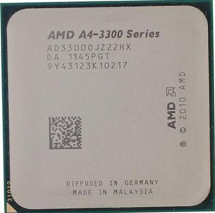 [FM1] APU A4-3300 2.5Ghz