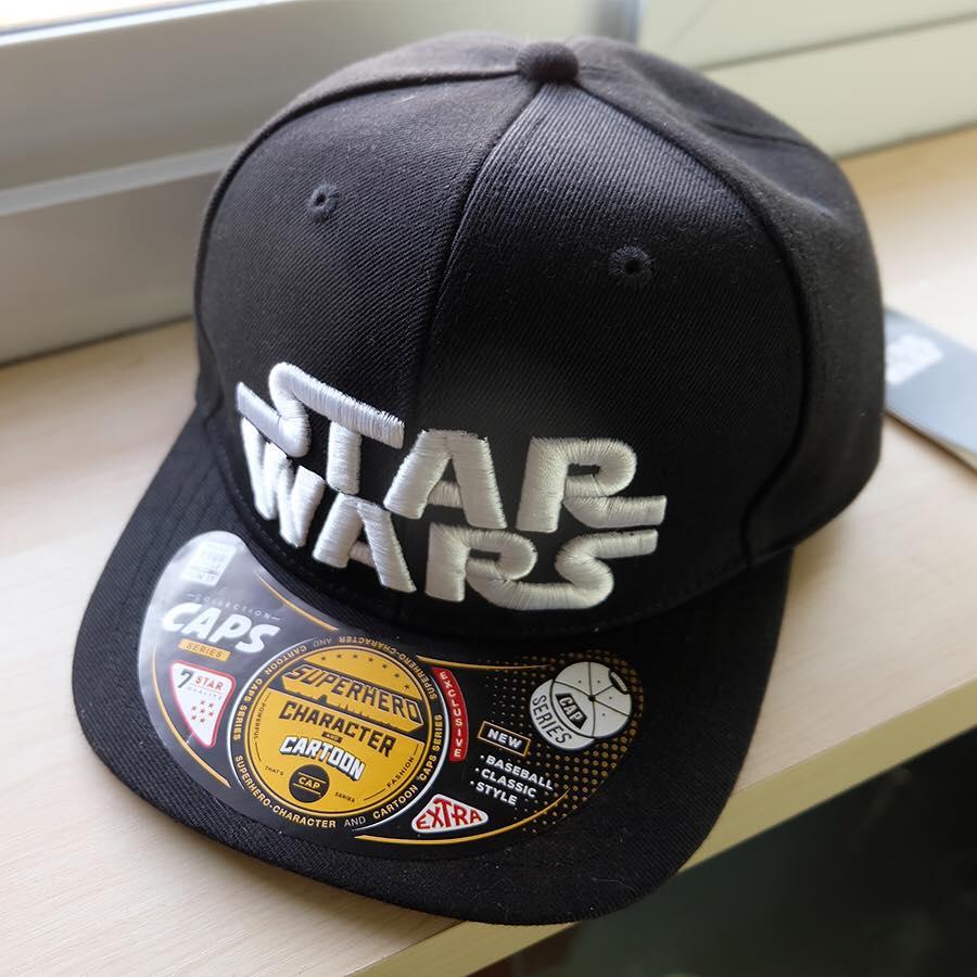 หมวก Snapback STARWAR