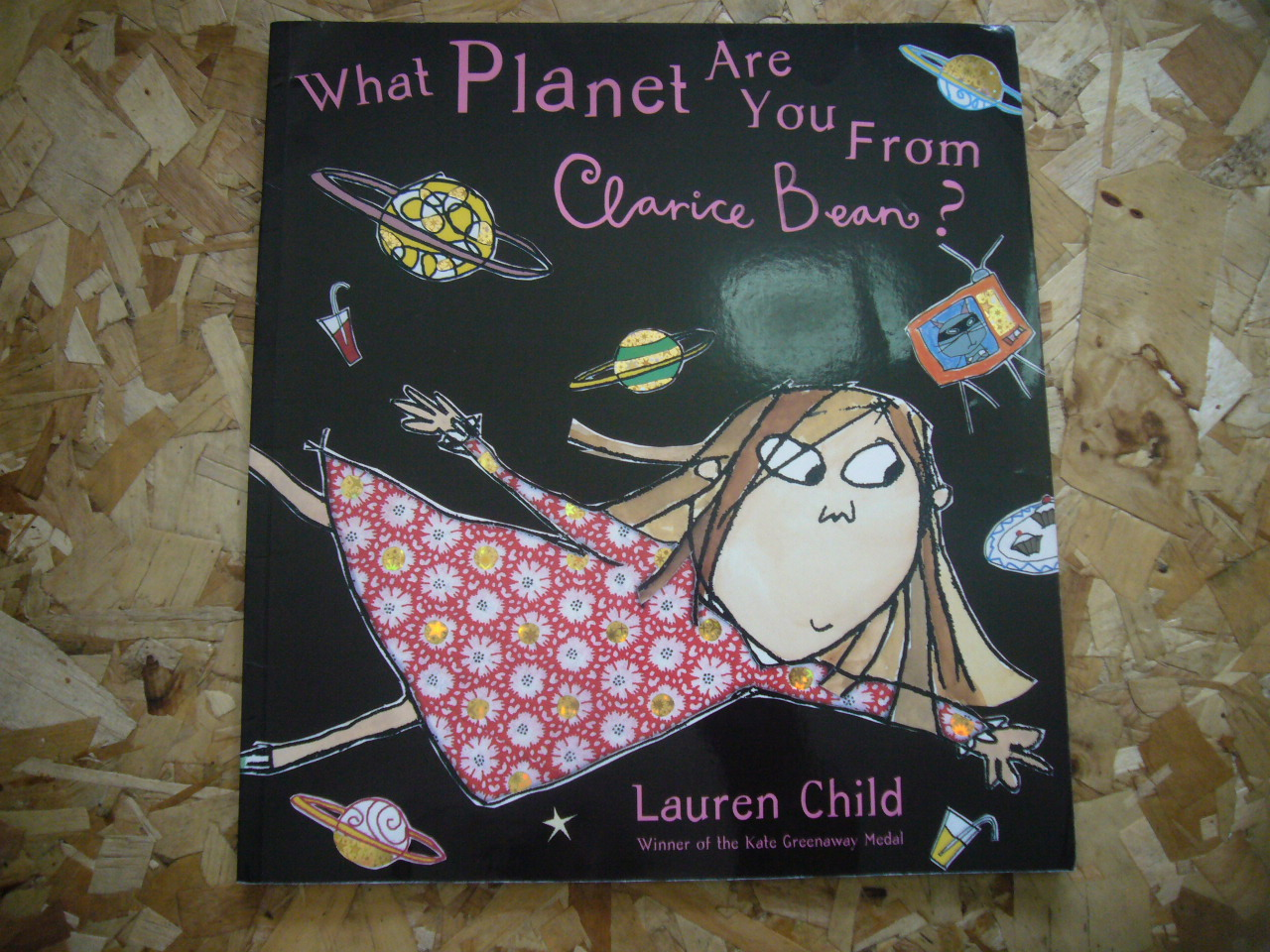 What Planet Are You From Clarice Bean