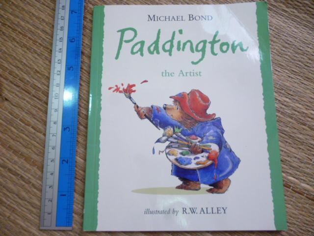 Paddington the Artist (By Michael Bond)