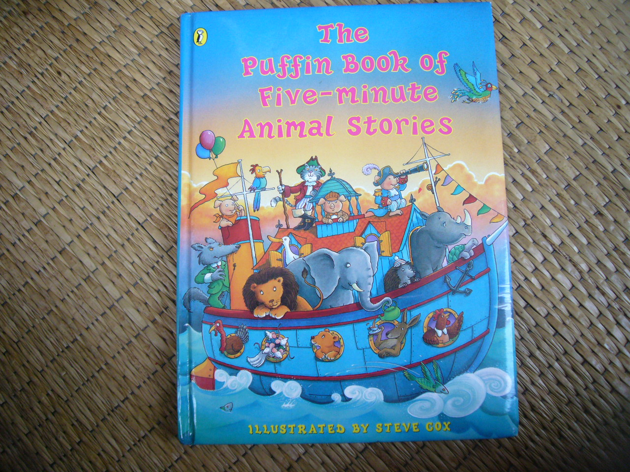 The Puffin Book of Five-Minute Animal Stories