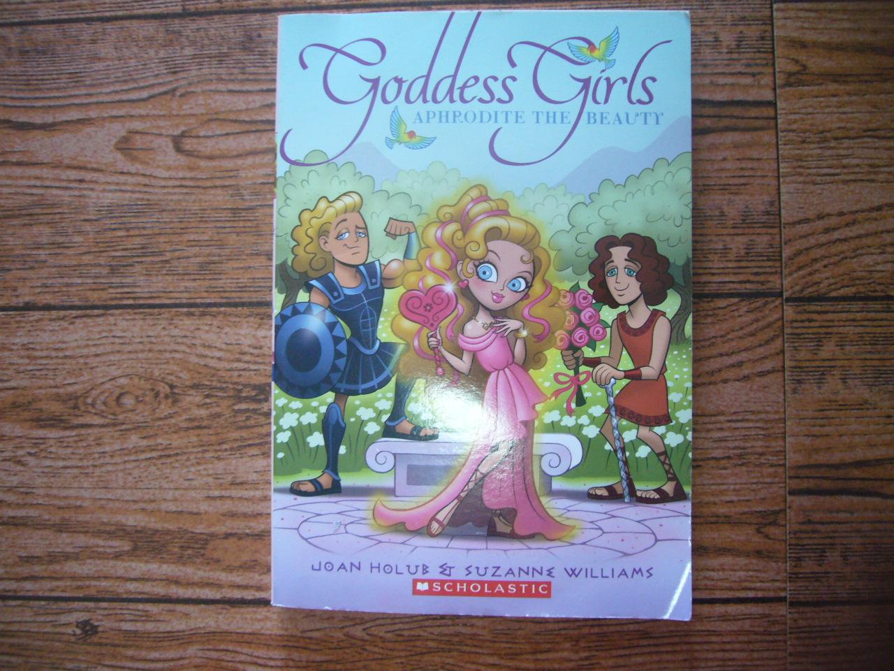 Goddess Girls 3: Aphrodite the Beauty