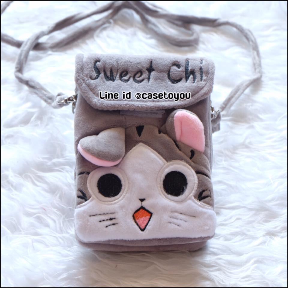 กระเป๋าใส่มือถือและของจุกจิกต่างๆ Sweet Chi