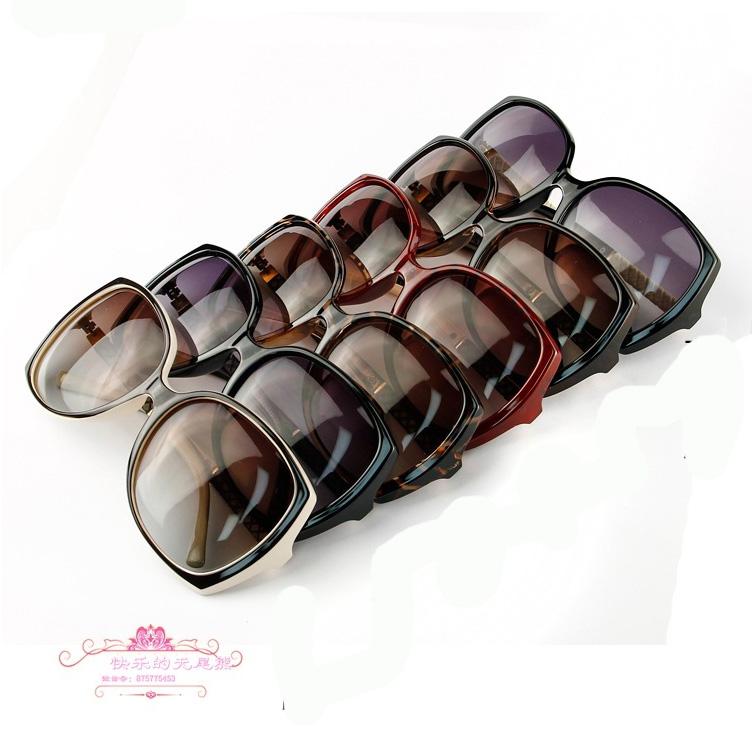 แว่นตาหรูกันแดดสำหรับสุภาพสตรีสไตล์เกาหลีใหม่ รุ่น CH9110 มี 6 แบบ