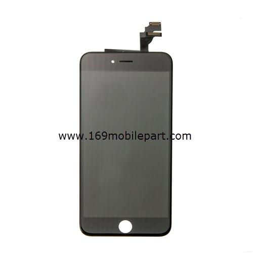 หน้าจอ iPhone 6 PLUS พร้อมทัชสีดำงาน OEM ประกันไม่ลอกฟิลม์