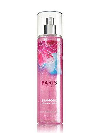Paris amour แบบ Diamond Shimmer mist พร้อมส่ง
