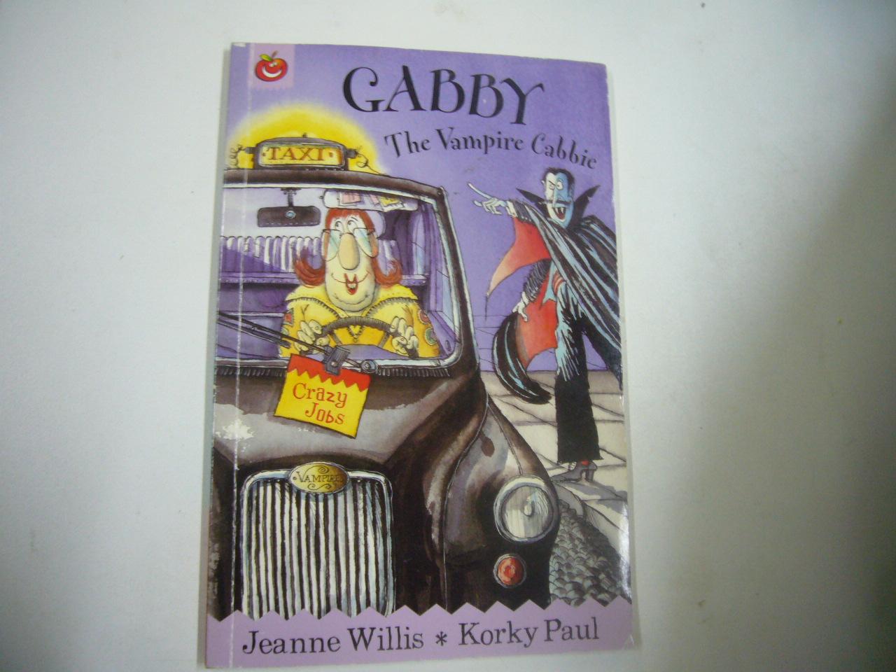 Gabby the Vampire Gabbie