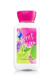 โลชั่น Sweet Pea ขนาดเล็กพกพา (สินค้า Pre Order)