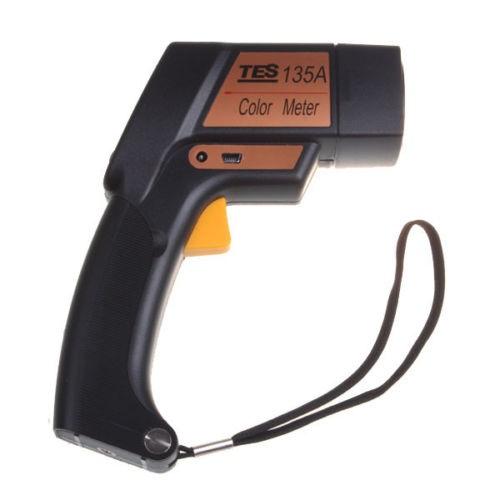 เครื่องวิเคราะห์สี (Color Analyzer , colorimeter) ยี่ห้อ TES รุ่น TES-135 จากไต้หวัน