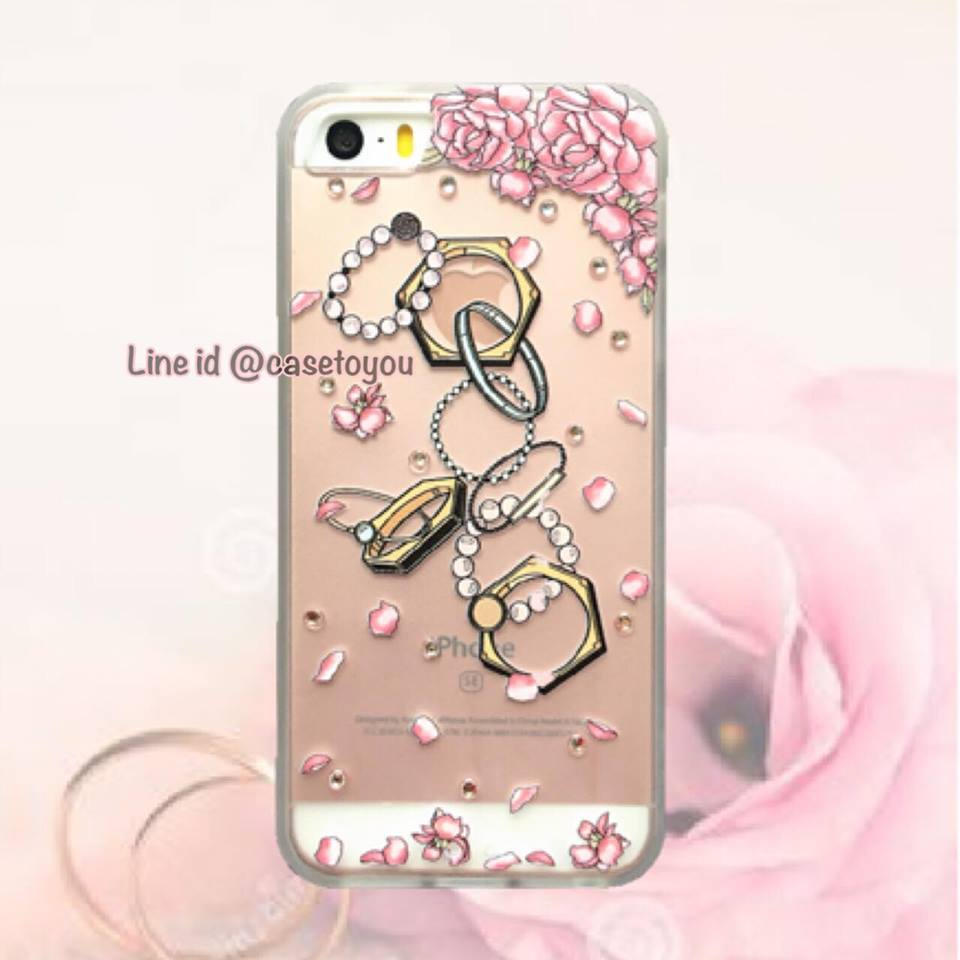 Diamond luxury case 04 iPhone 5/5S/SE