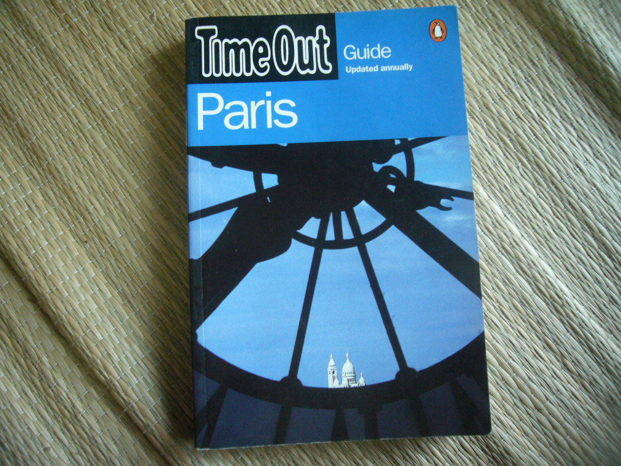 Time Out Guide: PARIS (Updated Annually)