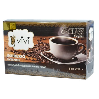 Vivi Coffee 100% Espresso Intenso