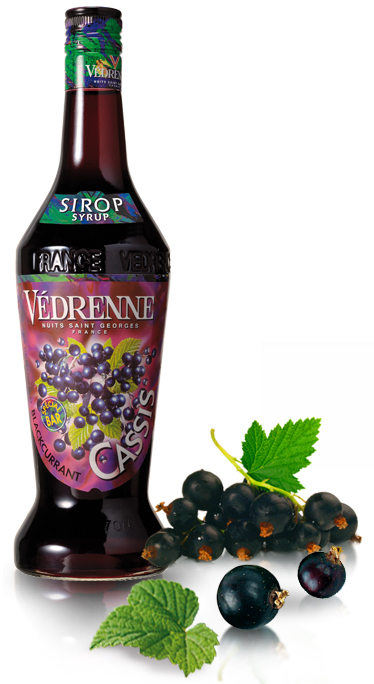 Vedrenne Black Current Syrup