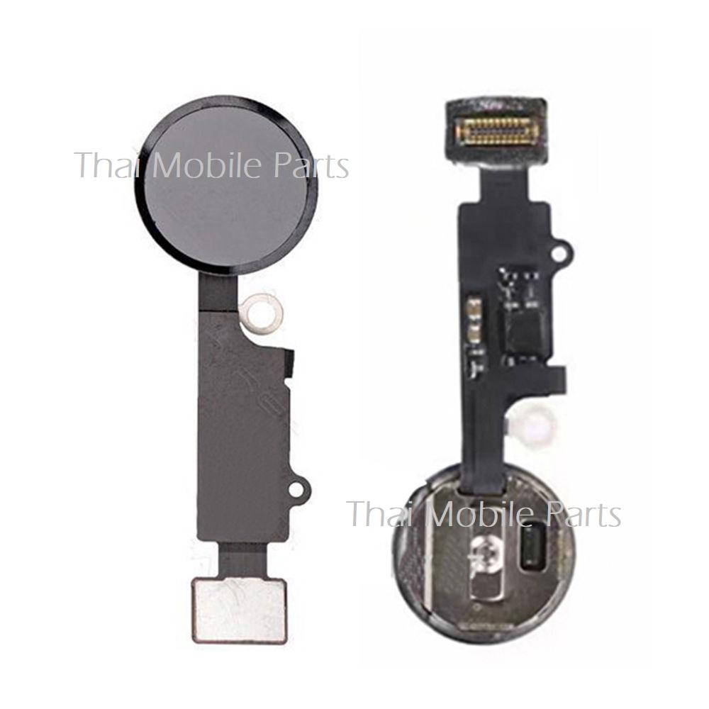 แพรโฮม iPhone 7 plus สีดำ อะไหล่ไอโฟน อะไหล่ iphone