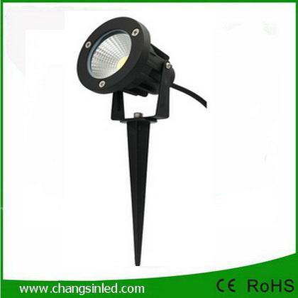 โคมไฟ LED ส่องต้นไม้ แบบปักดิน COB 10w
