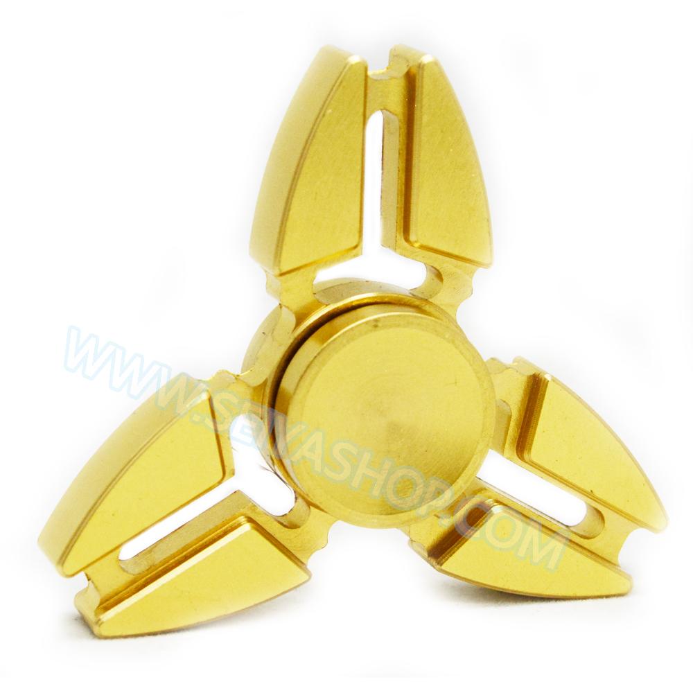 HF225 Fidget spinner -Hand spinner - GYRO (ไจโร) ทองเหลือง
