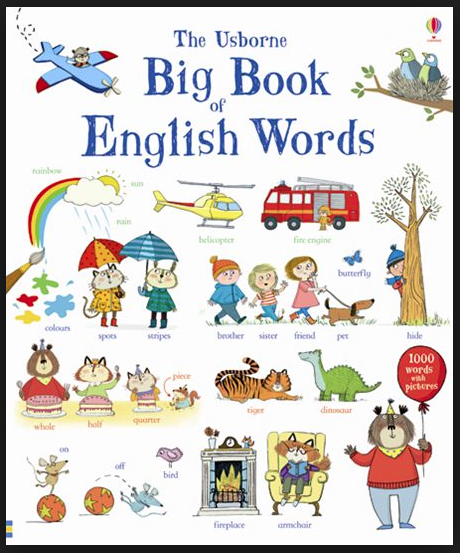 The Big Book of English Words