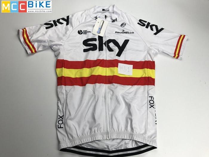 เสื้อปั่นจักรยาน ขนาด M ลดราคา รหัส H51 ราคา 370 ส่งฟรี EMS