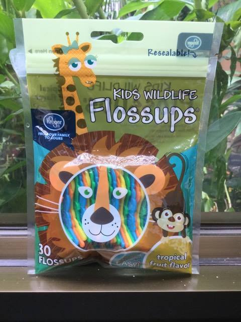 Kids Wildlife Flossups