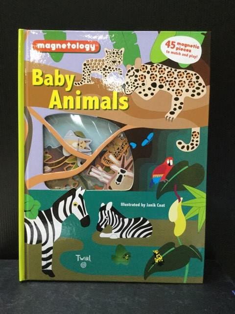 (Magnetology) Baby Animals