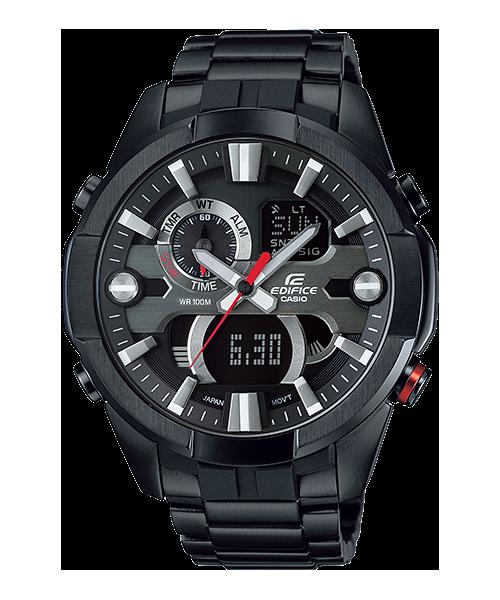 นาฬิกาข้อมือ CASIO EDIFICE ANALOG-DIGITAL รุ่น ERA-201BK-1AV
