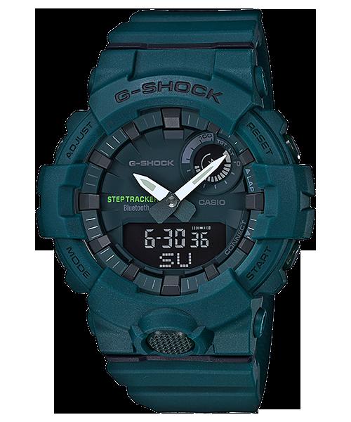 นาฬิกาข้อมือ CASIO ผู้ชาย G-SHOCK G-SQUA รุ่น GBA-800-3A